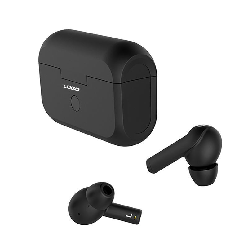 Classic Design Noise Reduction Headphones Small Bluetooth 5.0 Earbuds Waterproof Mini Wireless Earphone Tws
