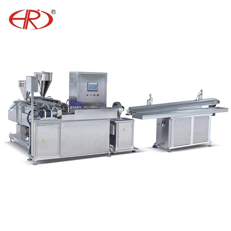 EVA PVC Medical Spiral Pipe Smoothbore Tube Extrusion Line Machine