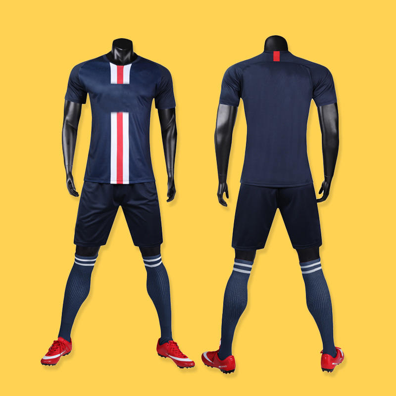 Manches longues <span class=keywords><strong>Maillot</strong></span> <span class=keywords><strong>De</strong></span> Football Club <span class=keywords><strong>de</strong></span> Paris <span class=keywords><strong>De</strong></span> Football Ensemble Uniforme Hommes <span class=keywords><strong>Maillot</strong></span> <span class=keywords><strong>De</strong></span> Football Blanc pour L'<span class=keywords><strong>impression</strong></span>