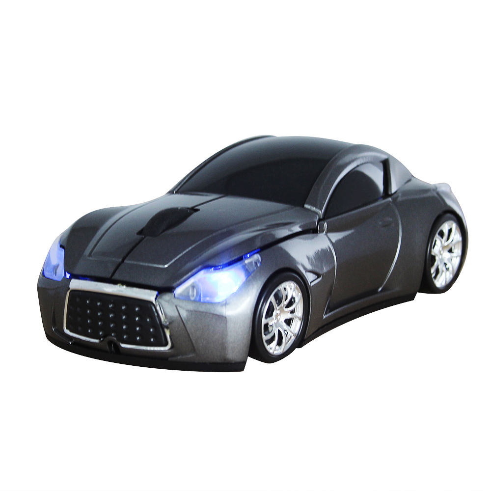 Computer Accessories silent wireless drivers popular 3d car shape mouse