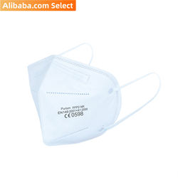 Alibaba Select Disposable Folded Type FFP2 Adult Mask (960pcs/Carton)