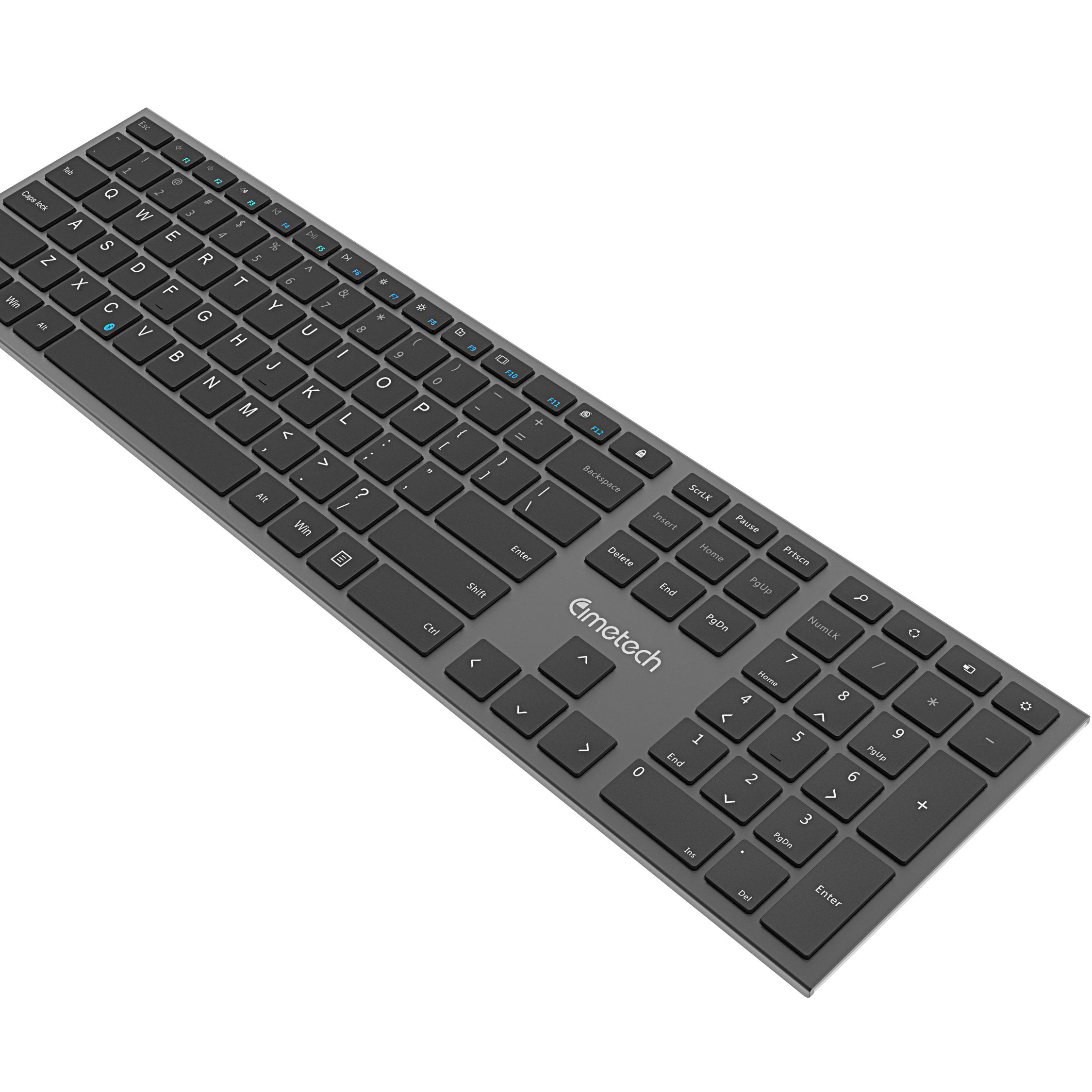 best price bluetooth virtual wireless 2.4g keyboard with nano usb 2.0 receiver