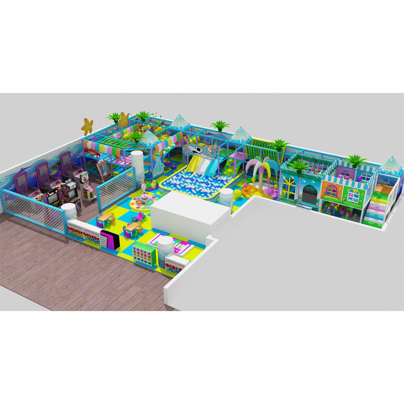 HANLIN Indoor Soft Play For Child