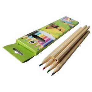 Wholesale Standard Wood Colored Lead Crayon Pencils Bulk