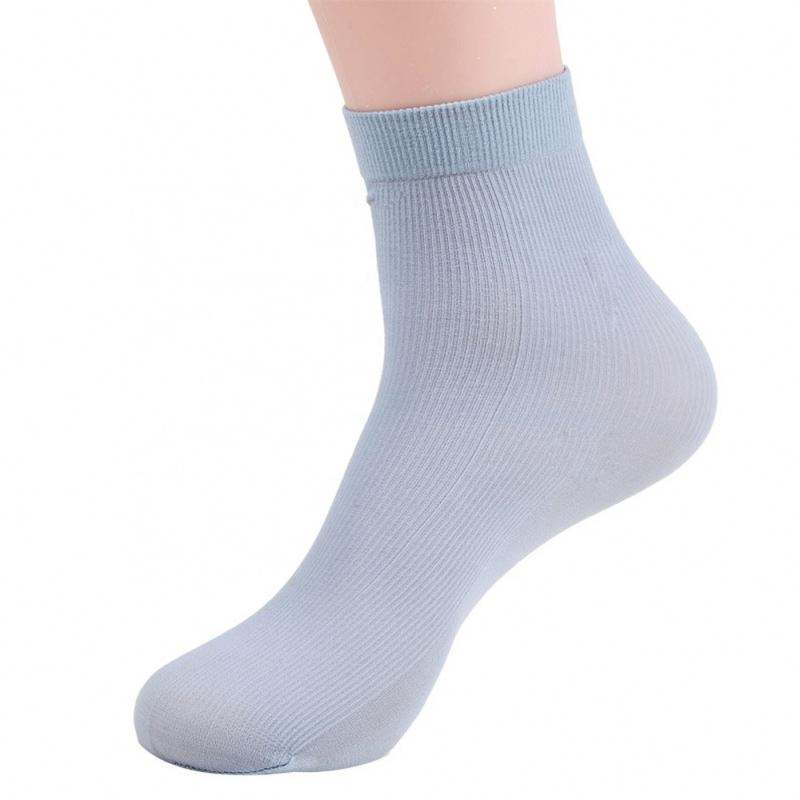 Men's summer second hand socks one time use business socks cool gift socks