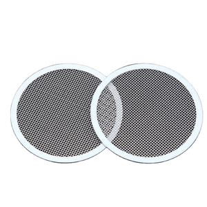 8 10 12 14 16 Mesh Stainless Steel Logam Bulat Filter Disc