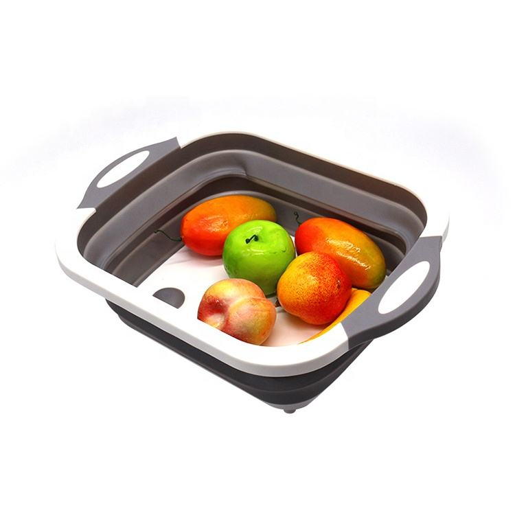 cookware polypropylene Multifunction kitchen set plastic chopping board