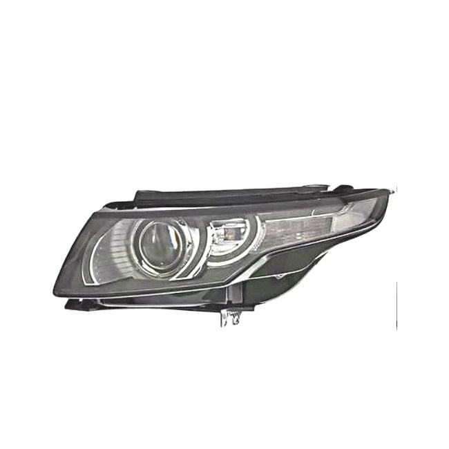 For Land Rover Range Rover Sport 2010 Head Lamp R Lr048049 L Lr048058 Car Headlamps Car lamp Auto Headlamps Auto Headlights