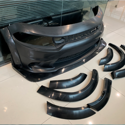 High quality body kit rear diffuser for Dodge Charger