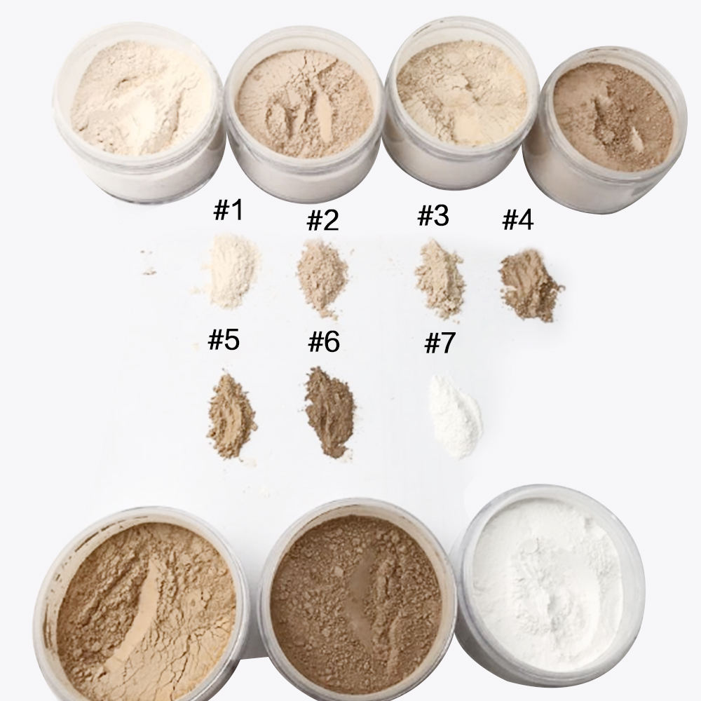 2020 new launch Private Label Makeup long lasting translucent Setting Powder