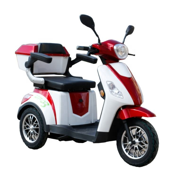 New Product 500 W Brushless Electric Tricycle