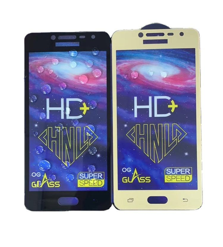 Chinese provider wholesale 9h anti broken tempered glass clear HD+ full screen protector film
