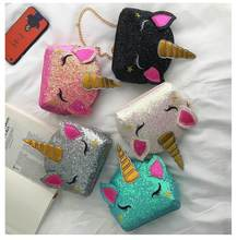 kids purses with Plush Casual Girl Shoulder bag Coin kids purses from china factory