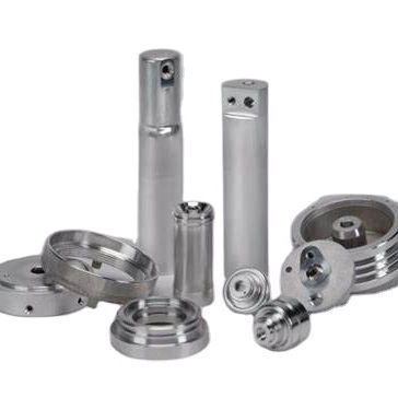 China dongguan drawing fabrication Customized 5 axis products milling precisely service metal aluminum cnc machining parts