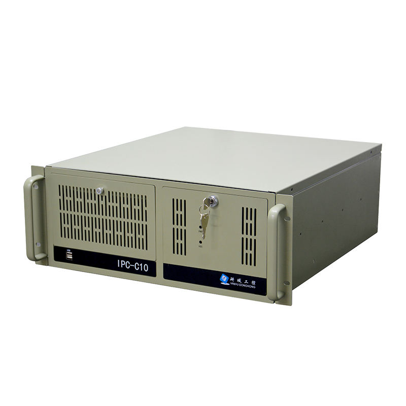 LGA1151 Intel B150 <span class=keywords><strong>chipset</strong></span> 4U rack standard Industriale Integrato PC Computer con 2 * LAN 8 * USB 1 * COM 1 * VGA 2 * HD