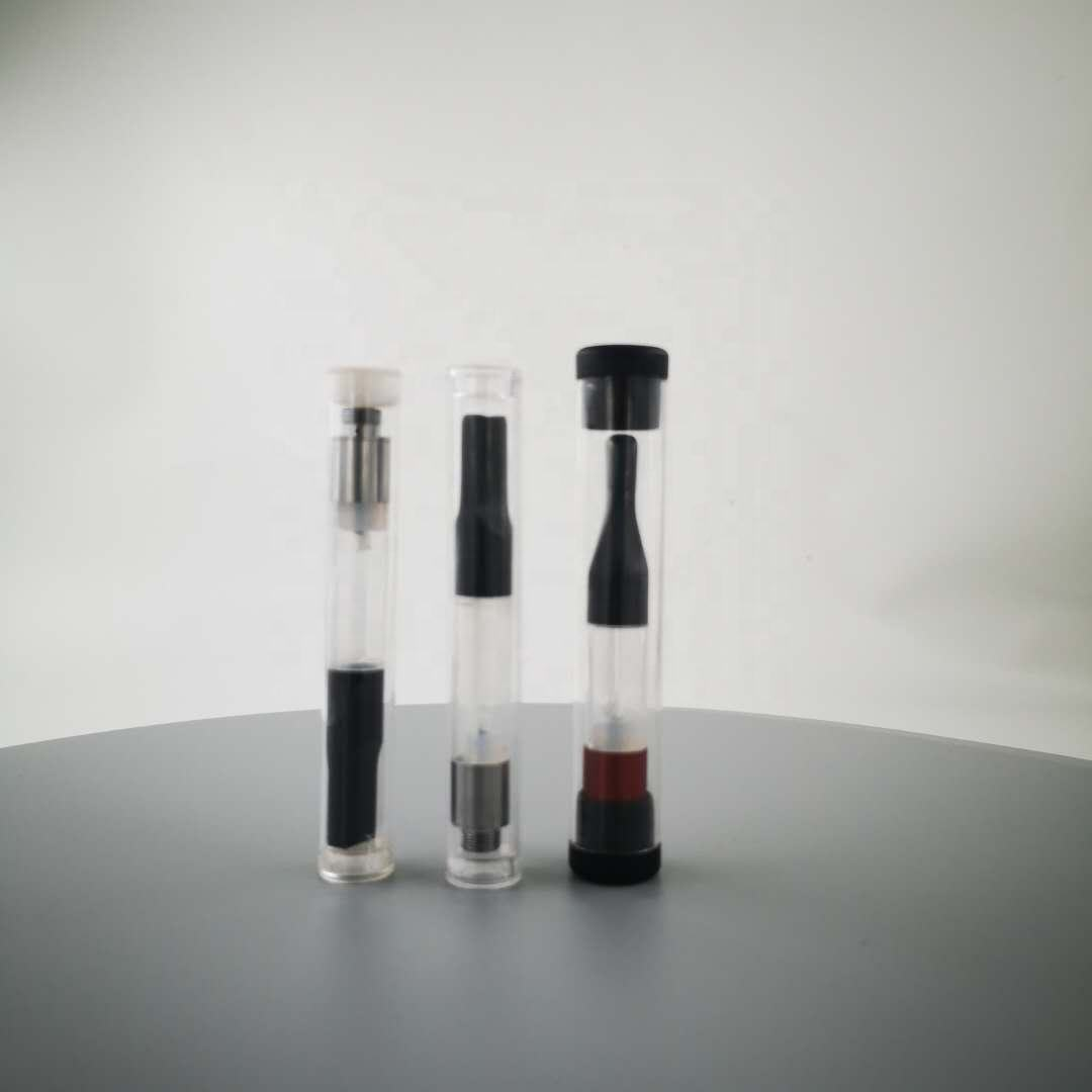 High Quality Mini Smoking Tube Portable Electronic Cigarette Pipe Cartridge for Atomizer