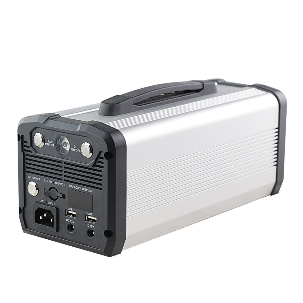Isi Ulang 60000 M Ah Power Bank AC/DC Portable 220 V Baterai Power Station untuk Outdoor Power Supply