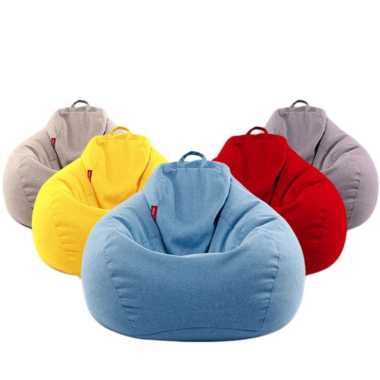 General Use Home Furniture Sofa Fabric Beanbag Chair Lazy Chair Sofa For Kids und Adult