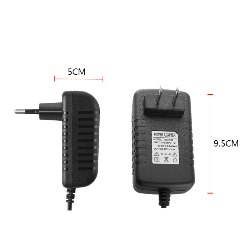 3A 6V 2.5mmx5.5mm AC//DC Adapter Power Supply Cord Charger