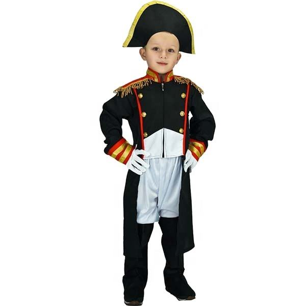 Masquerade Carnival Party Cosplay Napoleon Costume Cool Napoleon Costume For Boys
