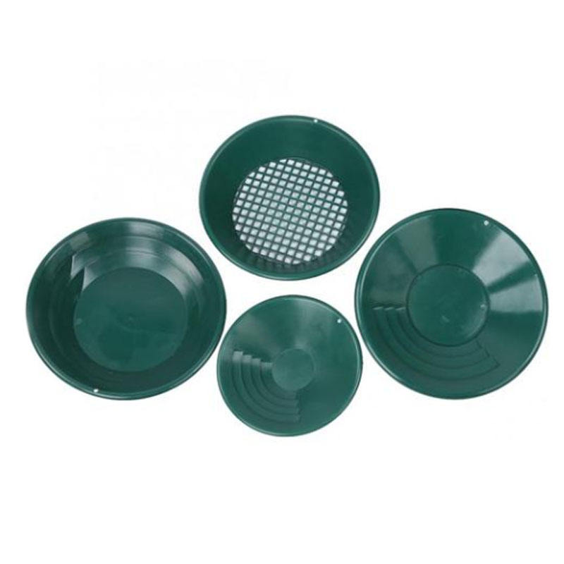 "14 ""<span class=keywords><strong>Oro</strong></span> alluvionale Lavaggio Pan/Materiale Plastico PVC <span class=keywords><strong>Oro</strong></span> Lavaggio Pan/Hollow <span class=keywords><strong>Oro</strong></span> Pan Set"