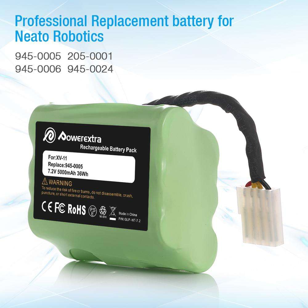 Replacement Battery For NEATO 945-0080