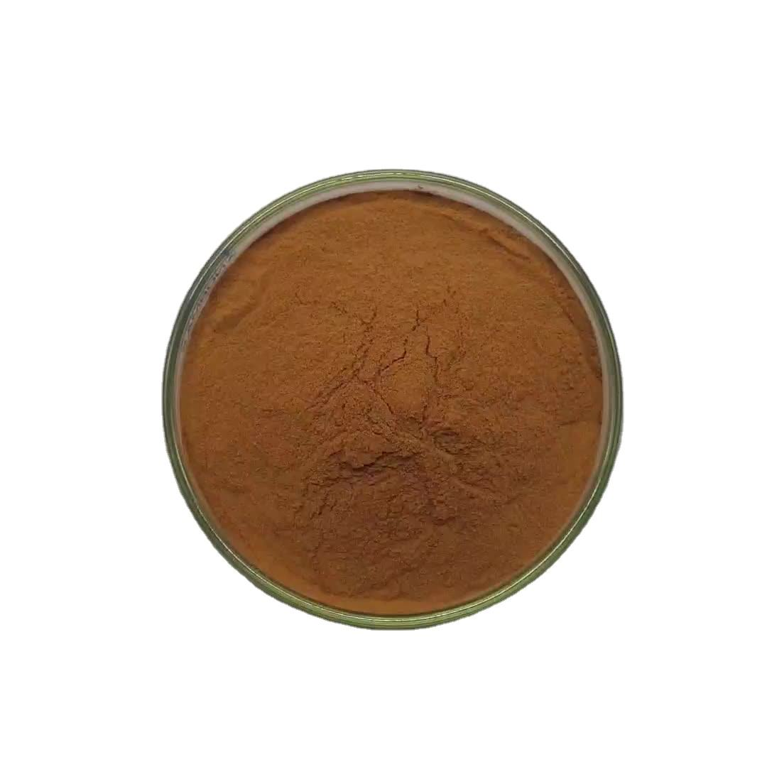 GMP Supplier Male enhance Epimedium Herb P.E5%-60% Icariins