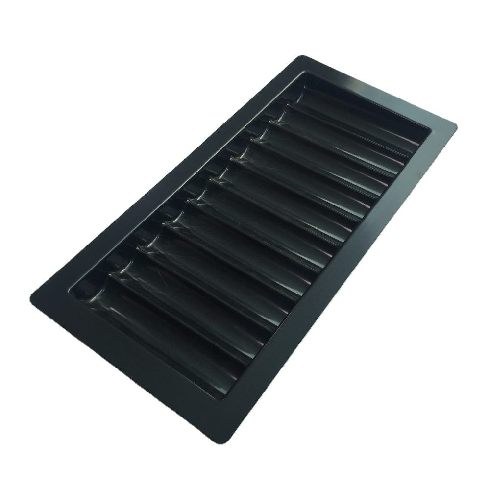 High quality plastic euro coin tray