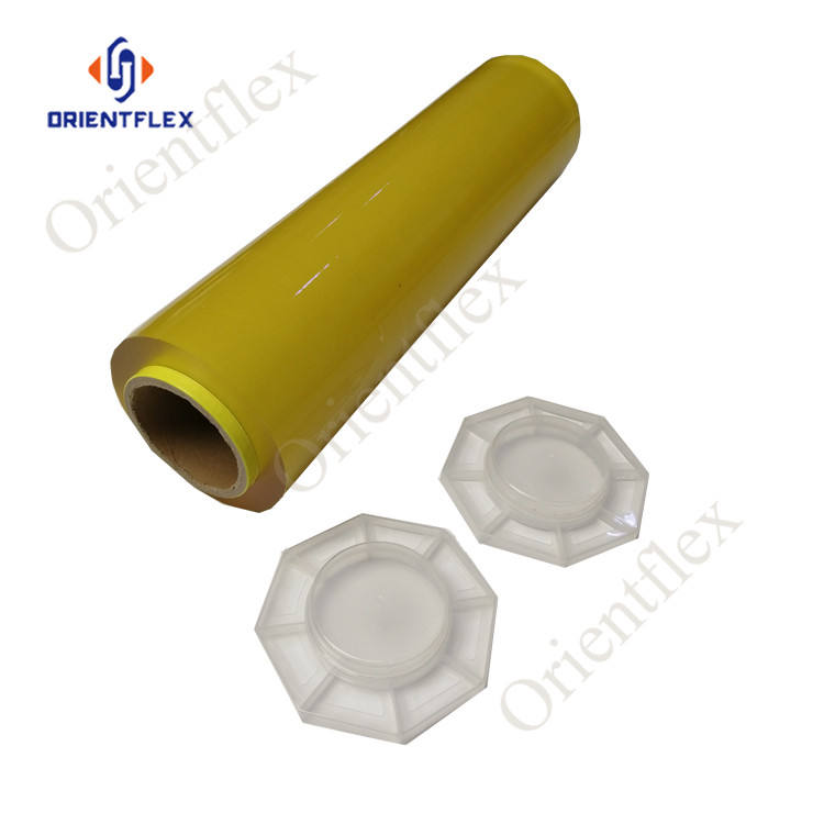 reusable pvc raw material cling film