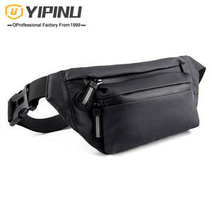 YIPINU 2020 Wholesale fashion travel unisex fanny pack