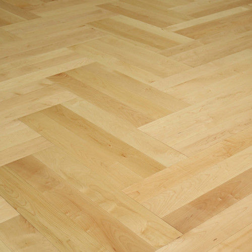 2020 Jaenmaken Nature Maple Wood Engineered Hardwood Flooring Herringbone Parquet Floor