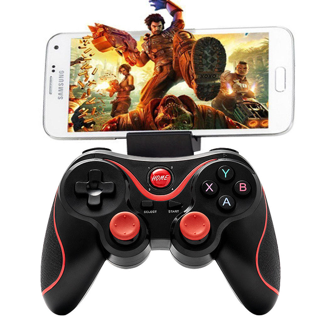 X3 T3 BT Gamepad Wireless Joystick Mobile Game controller for Android Smartphone, Tablet PC, TV Set