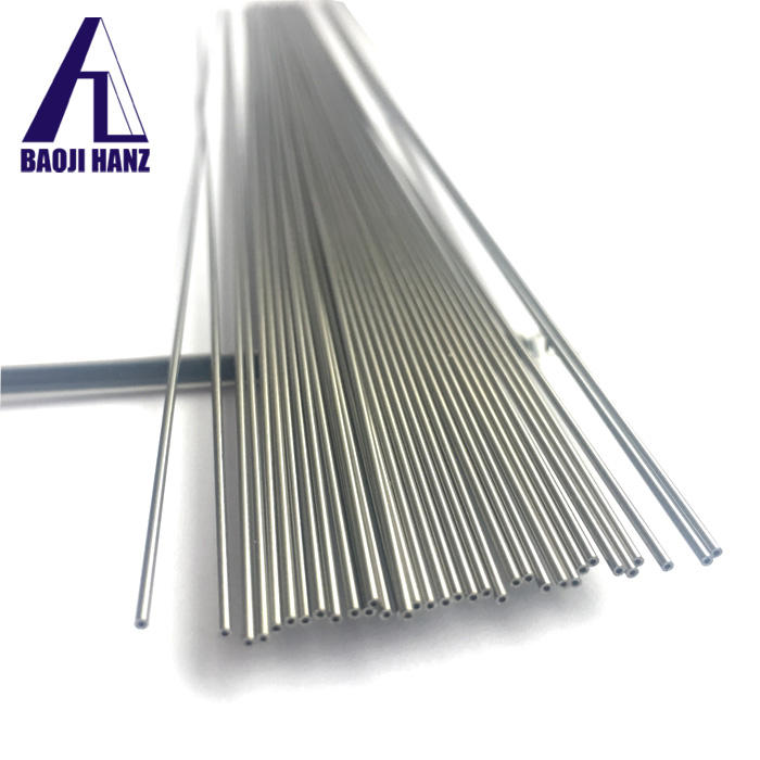 China Titanium capillary tube for sale