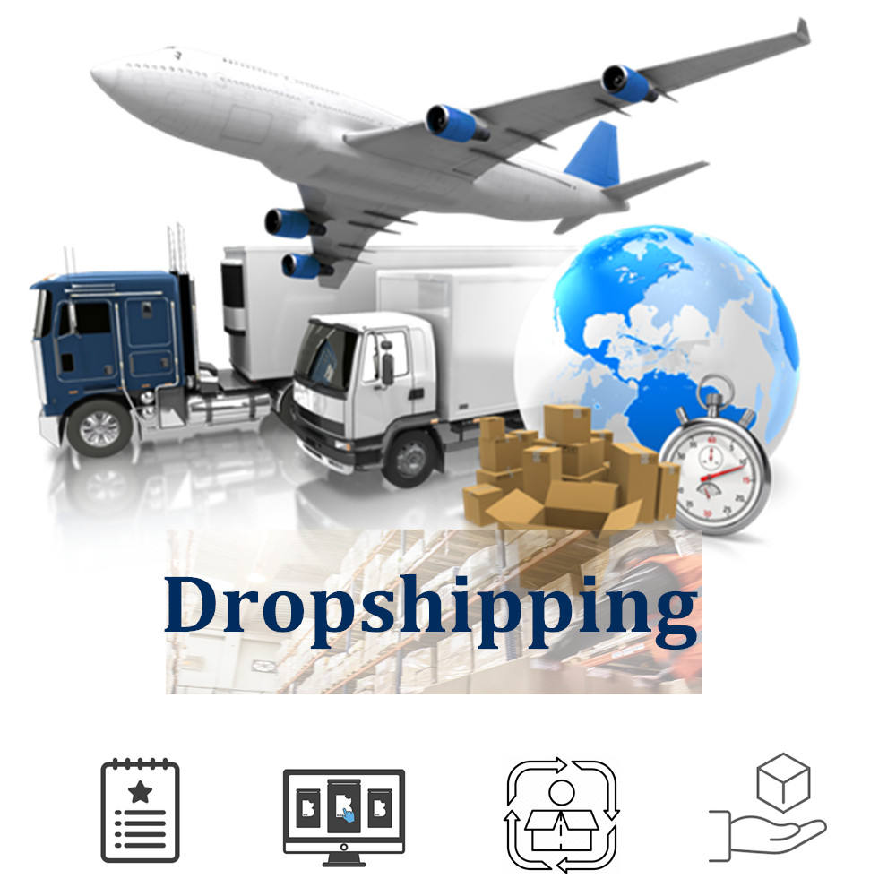 Drop shipping service with fast delivery for deal site marketplace seller shopify amazon ebay including sourcing packing