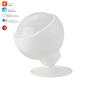 Factory Offer CE Tuya Smart Home Automation Small WiFi Motion Sensor to Control Light with Easy Installation