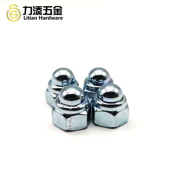 Dorman 611-290 AutoGrade Stainless Steel M14-2.0 Thread Wheel Lug Nut