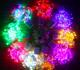 Warm White Starry Lights Led Starry Lights String Colorful Change Outdoor Neon Strips Tail Plug Waterproof Flashing 100 Meters Dream Romantic