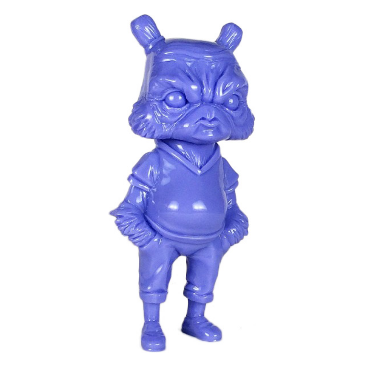 OEM production custom vinyl toy maker for your own design blank vinyl toy