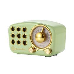 New product portable fm Bluetooth radio UV Painting protect layer home radio