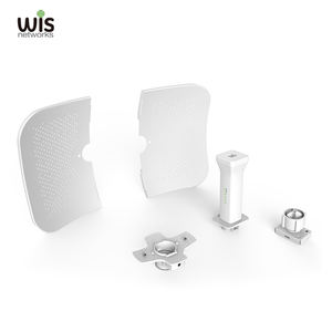 Wisnetworks 5GHz Outdoor point to point Wireless network Bridge CPE for Ubiquiti LBE-M5-23