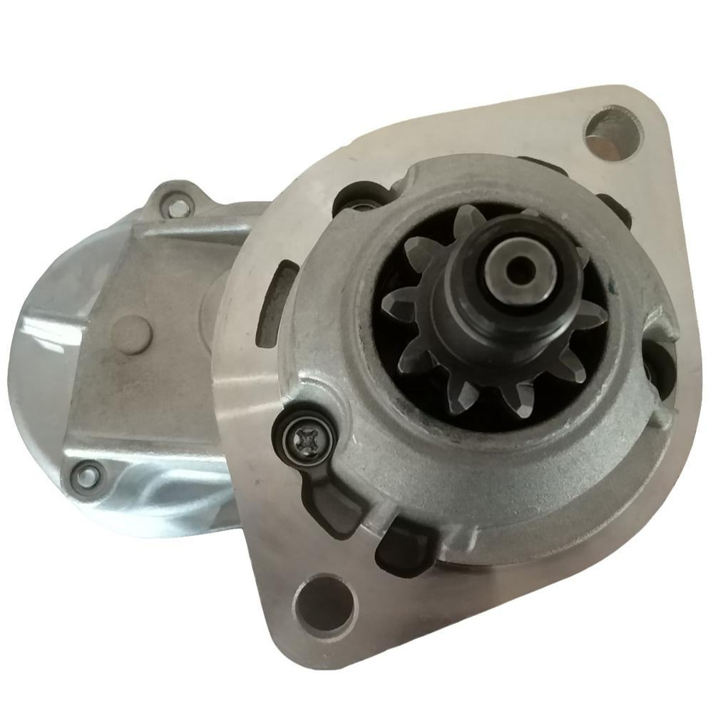 excavator engine parts 24v 4.5kw 10 teeth Denso OSGR Starter Motor 600-863-4210 for Komatsu engine 6D102 PC200 PC220 4BT3.9