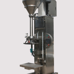 automatic ultrafine powder filling and packaging machine for ulatra fine powder   easy to operate. factory cost