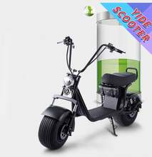 Electro Scooter With Lithium Battery