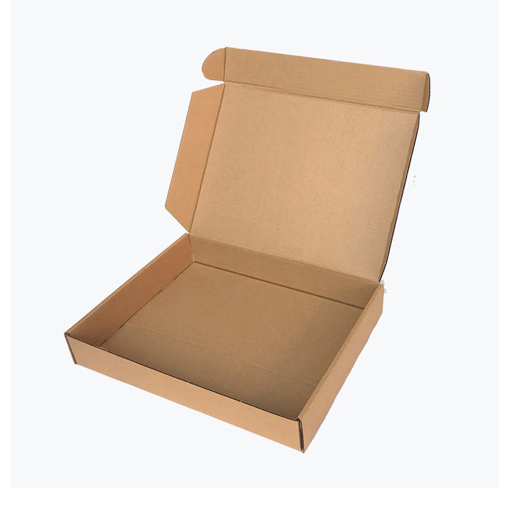 Hot Selling Brown Corrugated Cardboard Paper Mailer Box Packaging Shipping Box