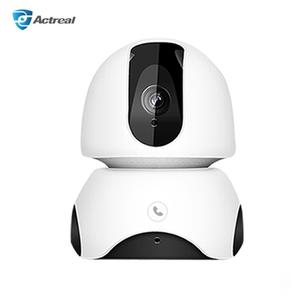 Wholesale Cloud Storage Human Motion Auto Tracking Night Vision Remote Control HD 2MP Wireless IP Camera with Mic and Speaker