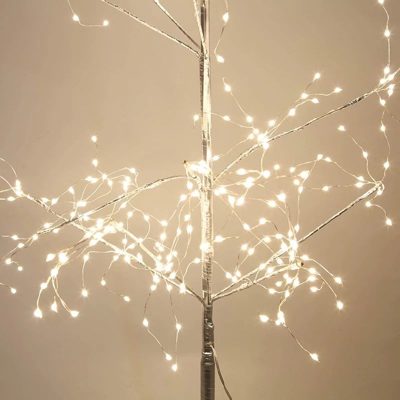 Bolylight LED 6FT Kunstmatige kerstboom outdoor Festival Decoratie led verlichte Kerstboom licht led boom