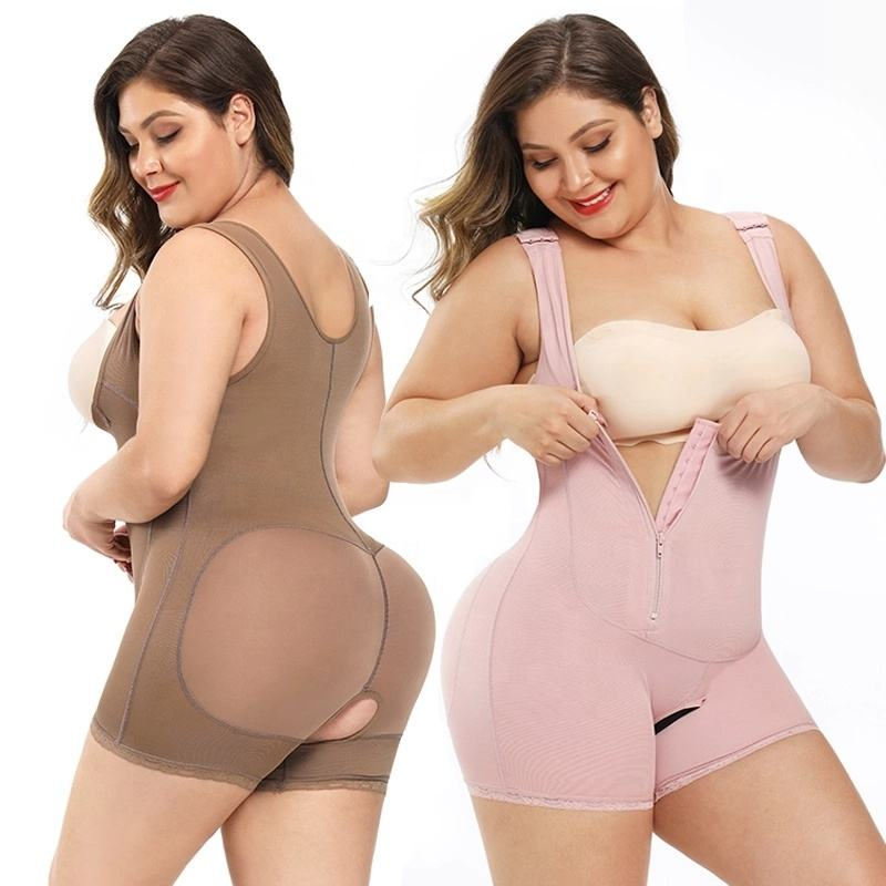 Women slimming shaper colombian fajas wholesale shapewear