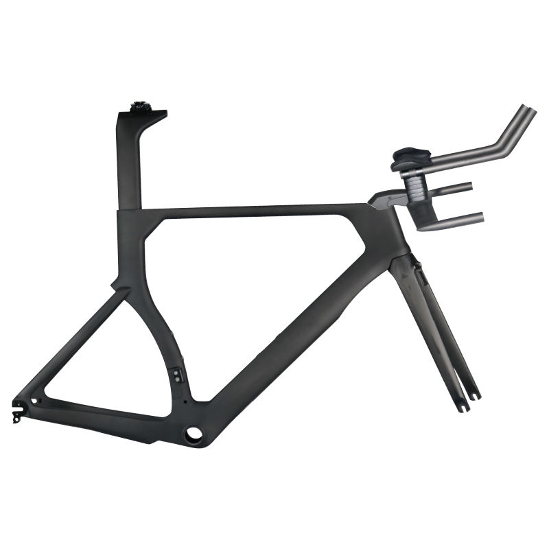 New Design Oem Full Carbon Road Bike TT Frame Time Trial Bicycle Frames