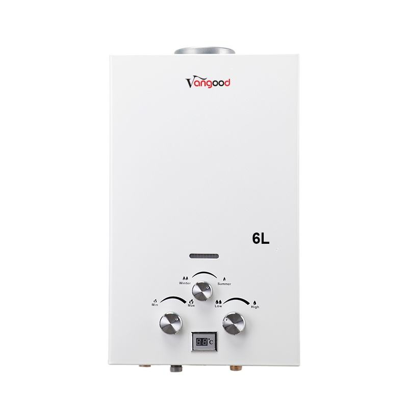 6L to 8L 10L 12L 14L 16L 20L 24L Natural Boiler Instant Gaz Propane Tankless Lpg Geyser Gas+water+heaters