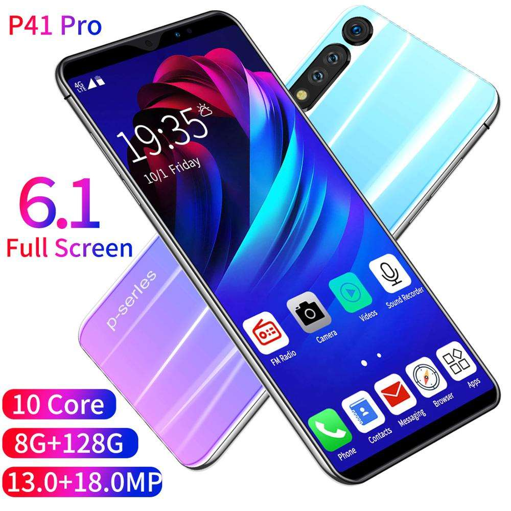 P41 pro wholesaleSmart Phones Cheap OEM Smartphone Android Smartphones oem phone